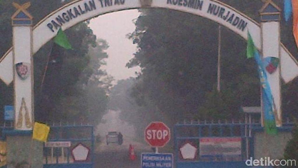 Alhamdulillah! Jarak Pandang 1 Km dan Pesawat Bisa Mendarat di Pekanbaru