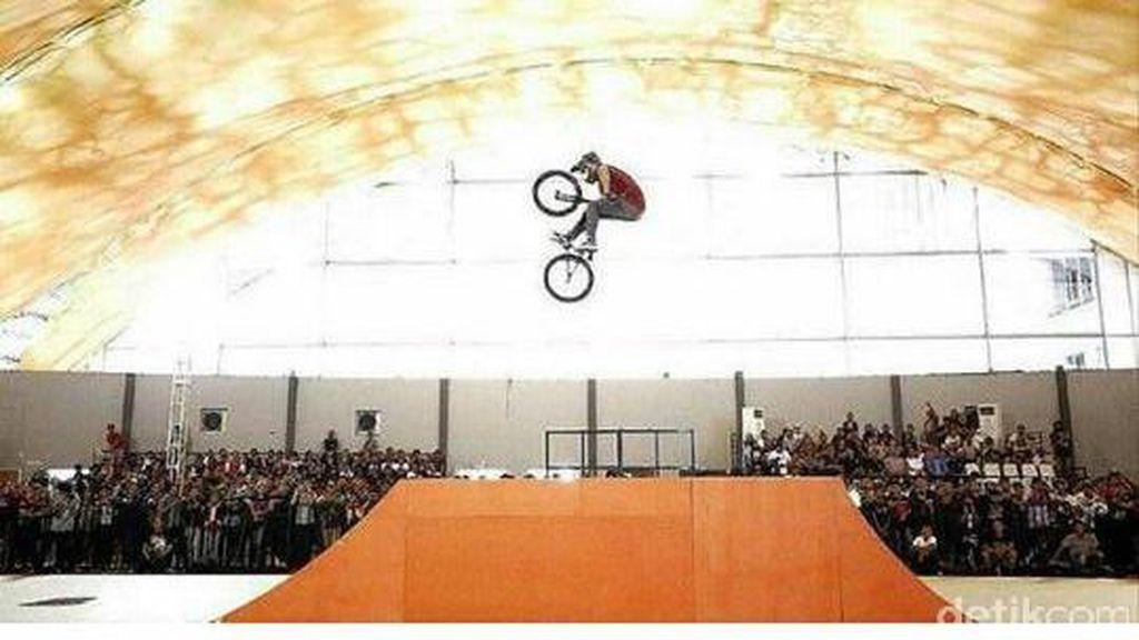 Rider BMX Tewas Saat Beraksi, Apa Penyebabnya?