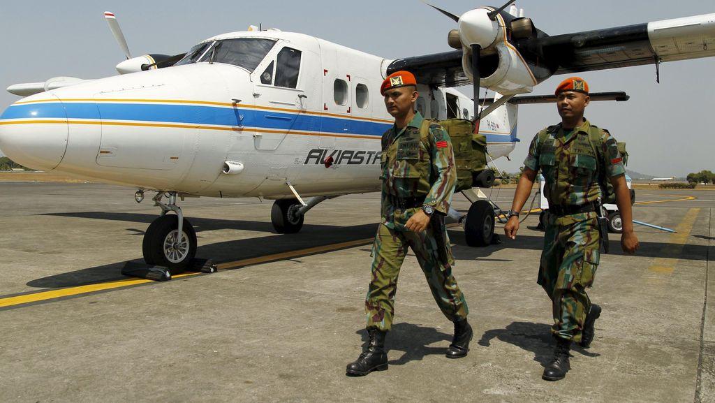 Pencarian via Udara Belum Berhasil, Keberadaan Aviastar Masih Misteri