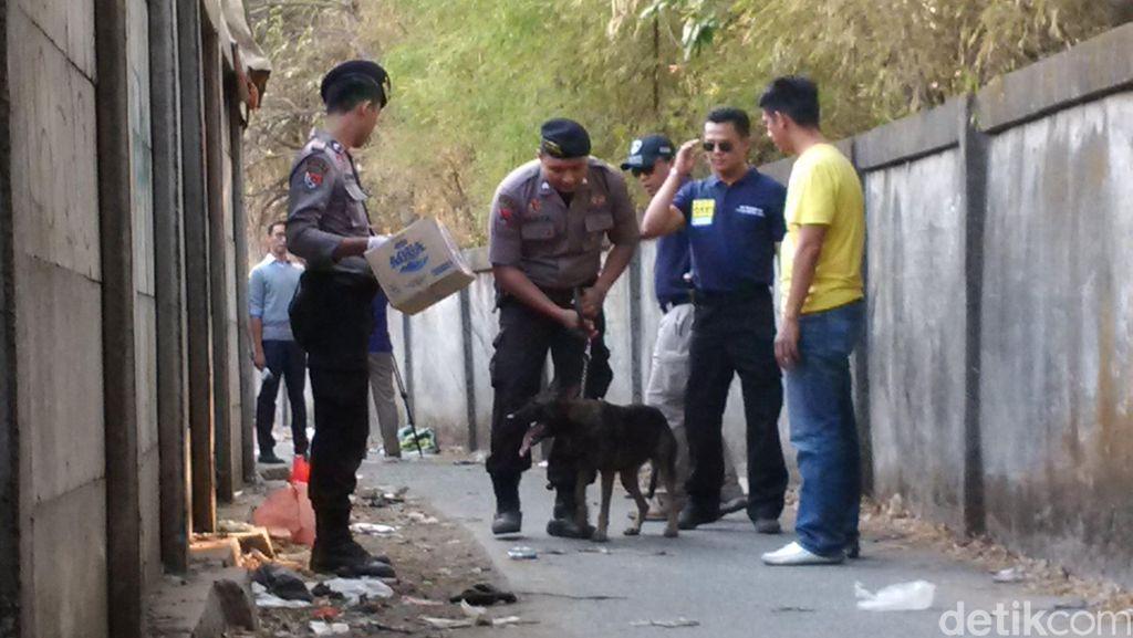 Polisi Temukan Lakban dan Potongan Rambut di Dekat Lokasi Korban Dibuang