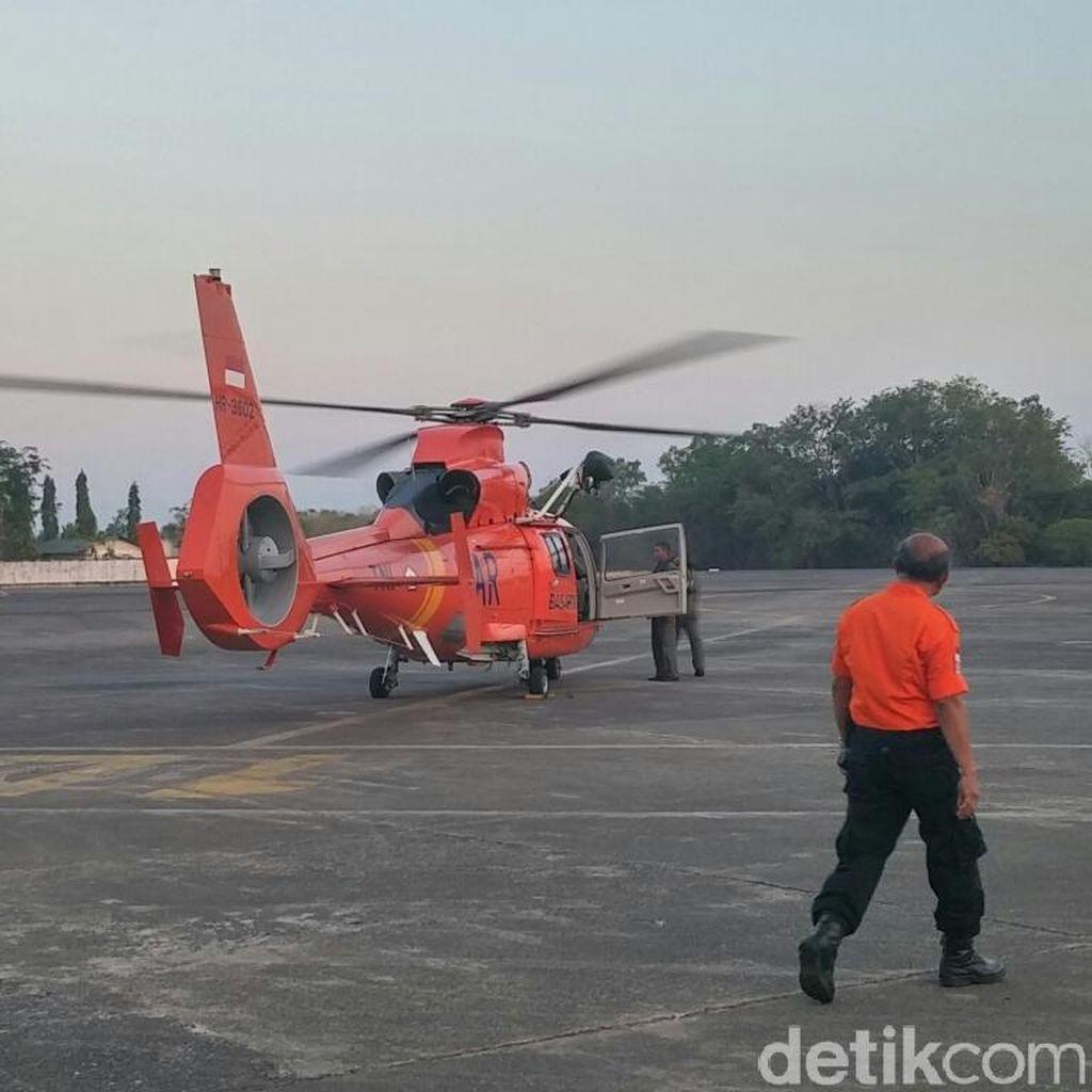 Basarnas Lanjutkan Pencarian Aviastar Pagi Ini, Area Diperluas