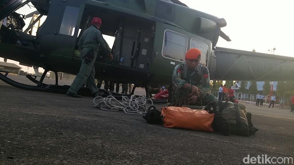 Keberadaan Pesawat Masih Misterius, Pencarian dilakukan di Buwa
