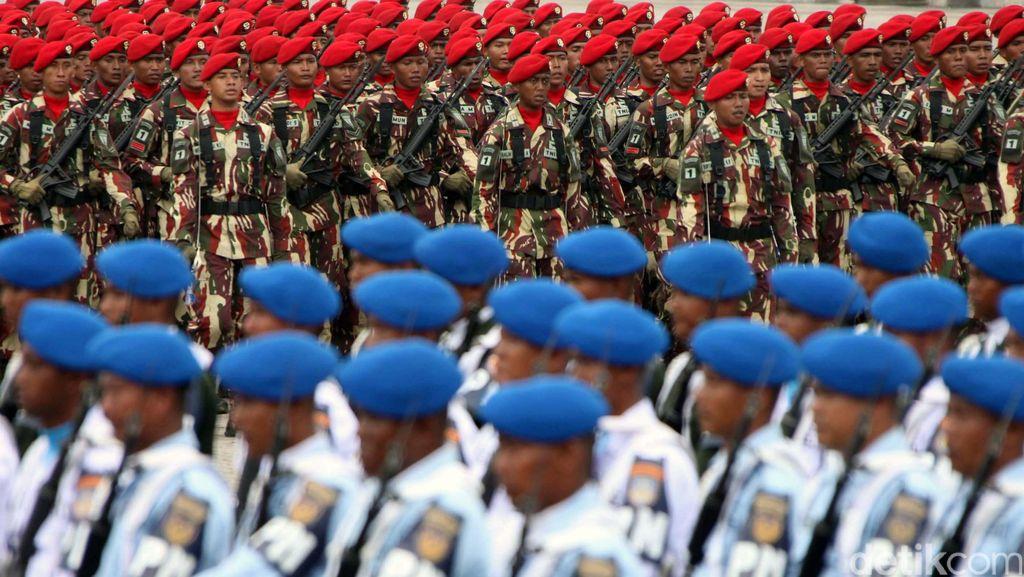 PDIP: TNI Semakin Disegani dan Dihormati Negara lain
