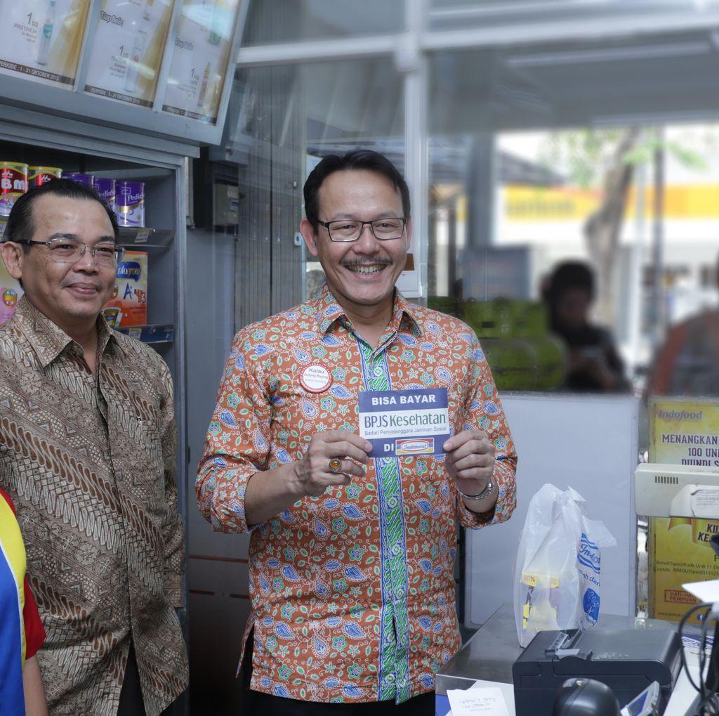 Sekarang Bayar Iuran BPJS Kesehatan Bisa di Minimarket dan Outlet Tradisional