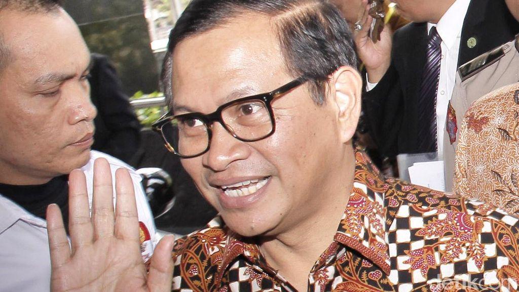 Seskab: Kasus Dana Bansos Sumut Membuat Pemerintahan Terganggu