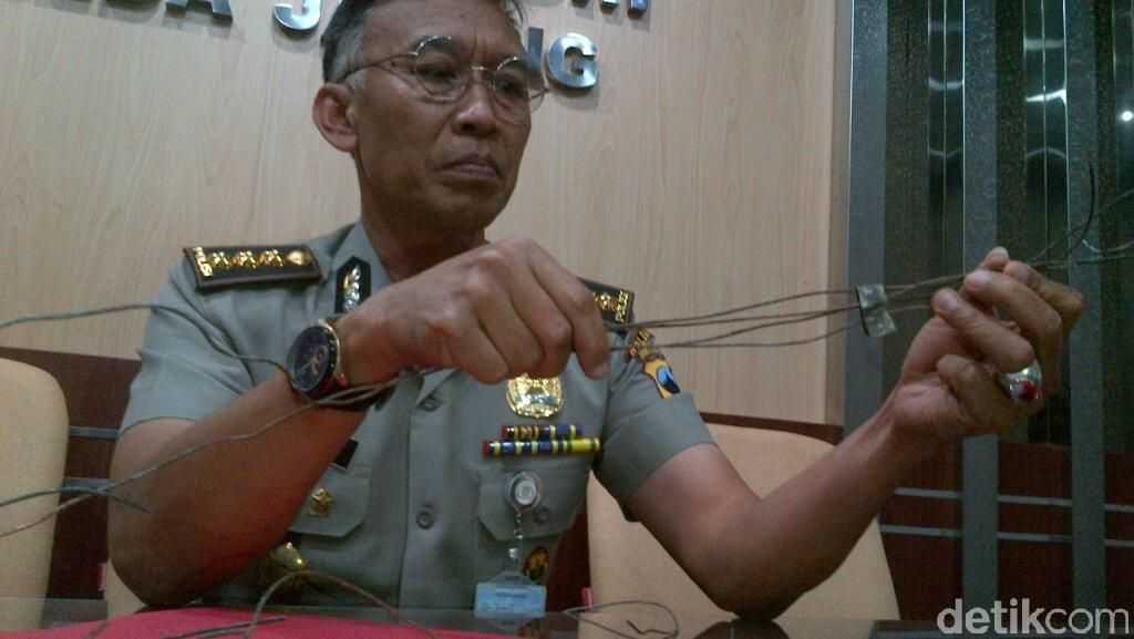 Kerugian akibat Kebakaran Mapolda Jateng Capai Rp 37 Miliar