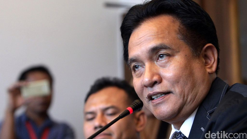 Yusril Mengaku Bandel Kala Menjadi Mahasiswa Fakultas Hukum UI