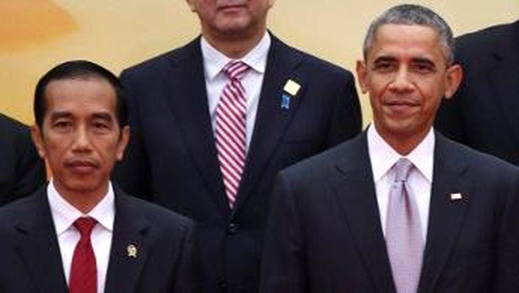 Agenda Jokowi di AS Padat,  Ketemu Obama Hingga Para Pebisnis