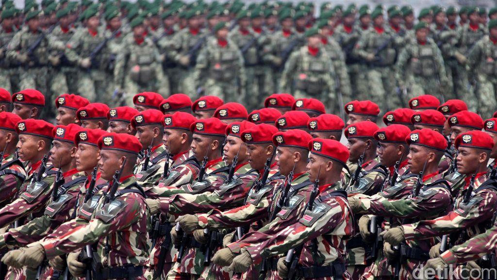 HUT ke-70 TNI, Momentum Introspeksi dan Refleksi Diri