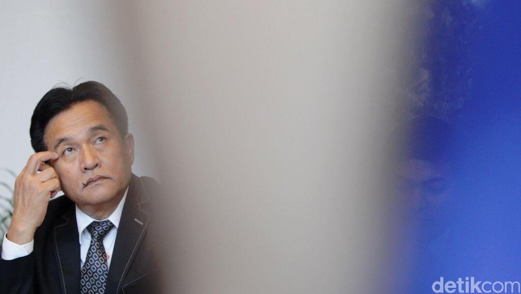 Siap Head to Head Lawan Ahok, Yusril: Persis Jokowi Vs Prabowo