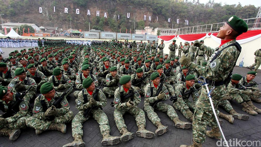 Tahun Depan, TNI Resmikan Kodam Papua Barat dan Manado