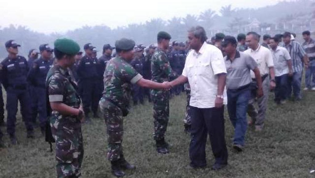 Kisah Pasukan Kostrad di Riau yang Rayakan HUT TNI dengan Sederhana