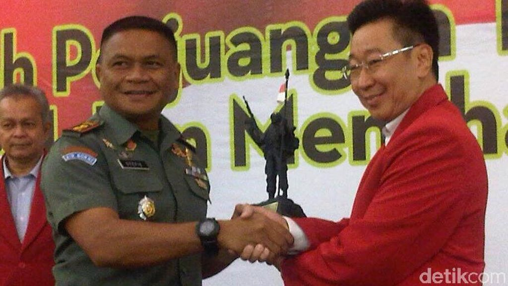Ingin Dekat dengan Rakyat, Kodim 0502/Jakarta Utara Gelar Seminar Kebangsaan
