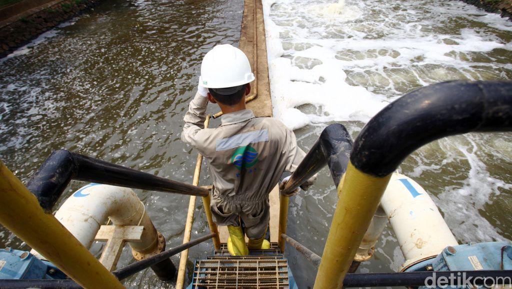 PAM Relokasi Pipa, ini Daftar Kelurahan di DKI yang Pasokan Airnya akan Terganggu