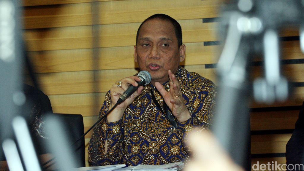 DPR Tunda Lagi Nasib Capim KPK, Ini Tanggapan Pimpinan KPK