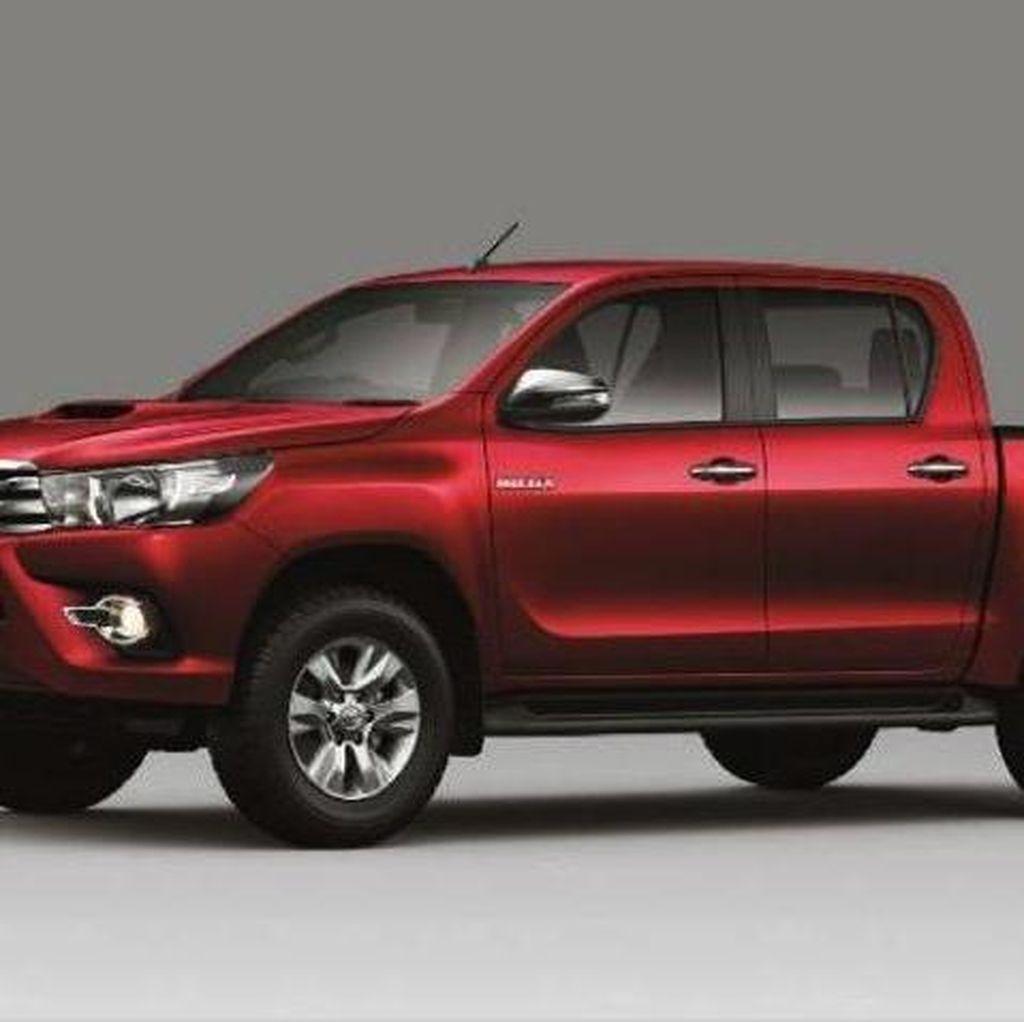 Hadir di Indonesia Generasi Baru Toyota Hilux Tawarkan Lima Kelebihan