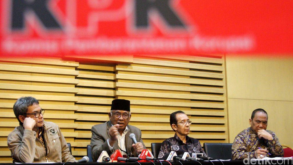 DPR Targetkan UU KPK Hasil Revisi Bisa Dipakai Komisioner Baru