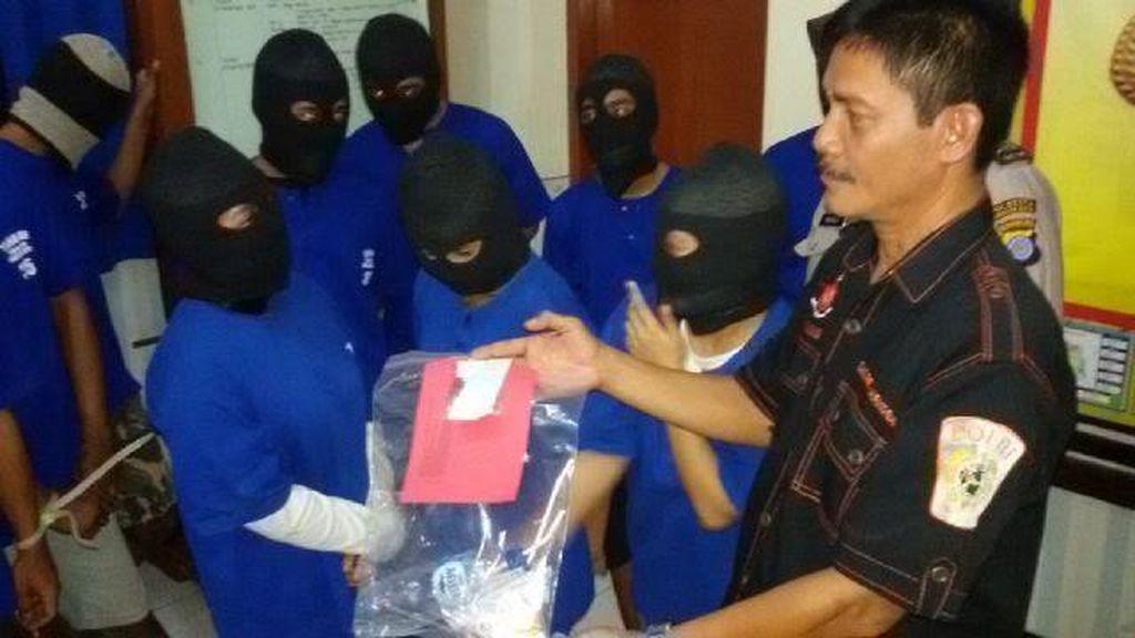 Trio SPG di Yogya ini Ditangkap karena Pakai Sabu