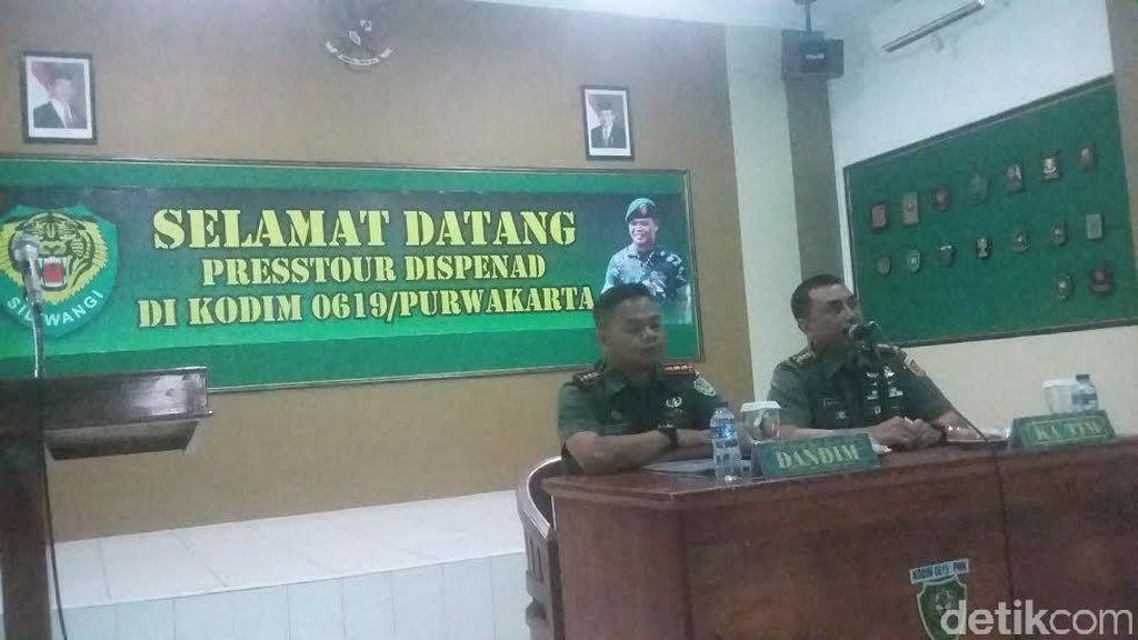 TNI Bangun Jalan Purwakarta-Bogor, Biayanya Telan Rp 25 Miliar