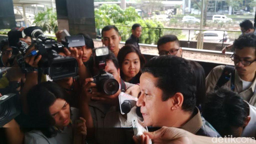 Ketua Bawaslu Sambangi KPK untuk Bahas Pilkada Serentak