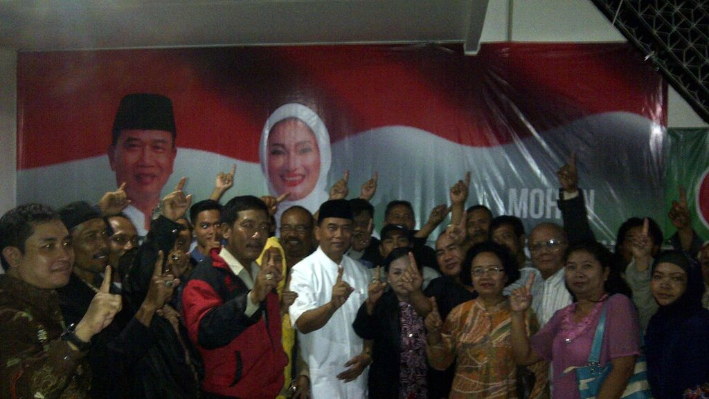 Rasiyo Ajak Seniman Bangun Surabaya Lebih Baik Lagi