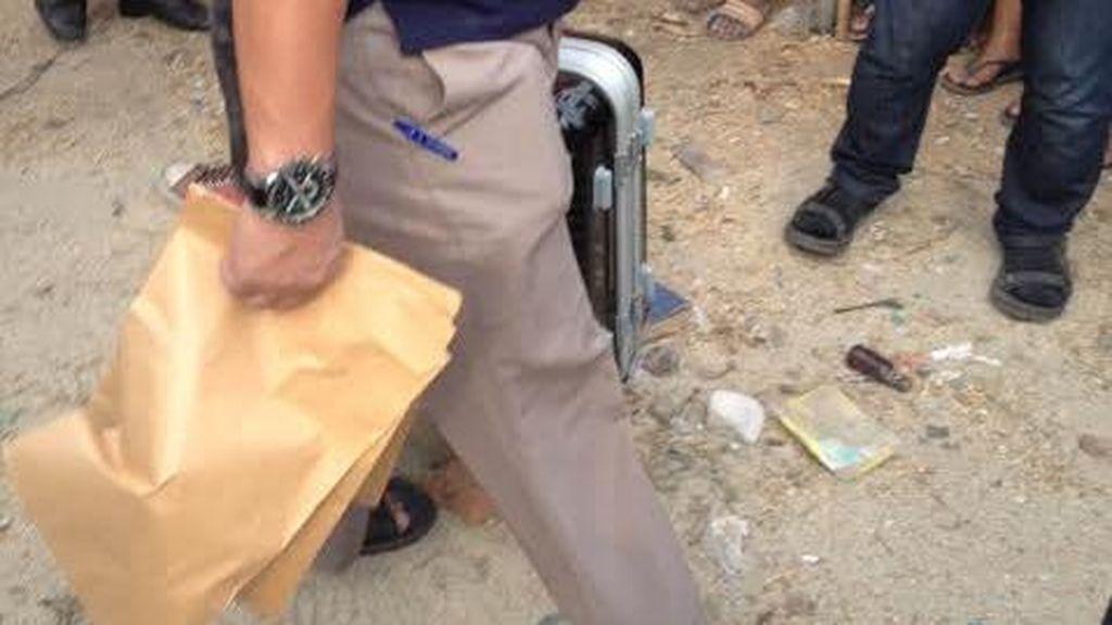 Polisi Alami Kesulitan Periksa Bercak Darah di Markas Boel Tacos