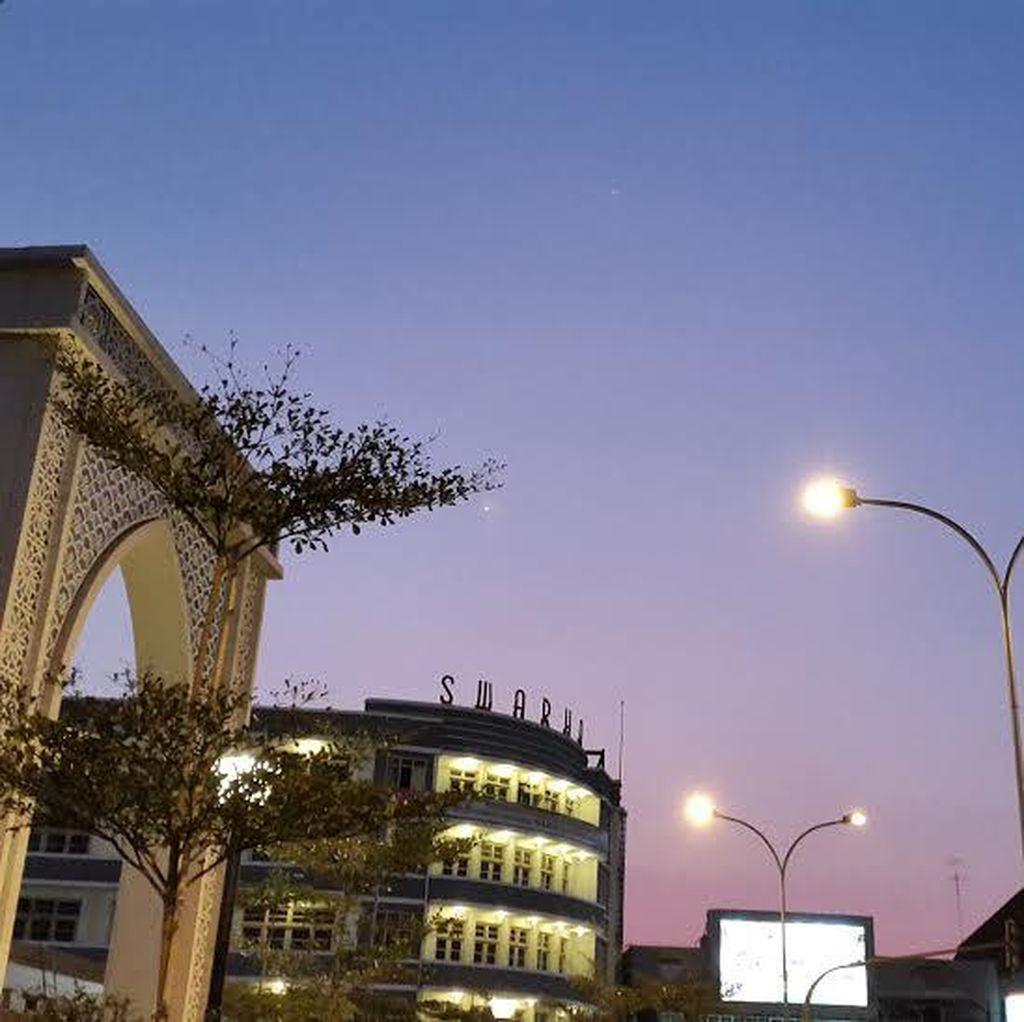 Tiang PJU di Kota Bandung akan Ditempeli Chip Khusus