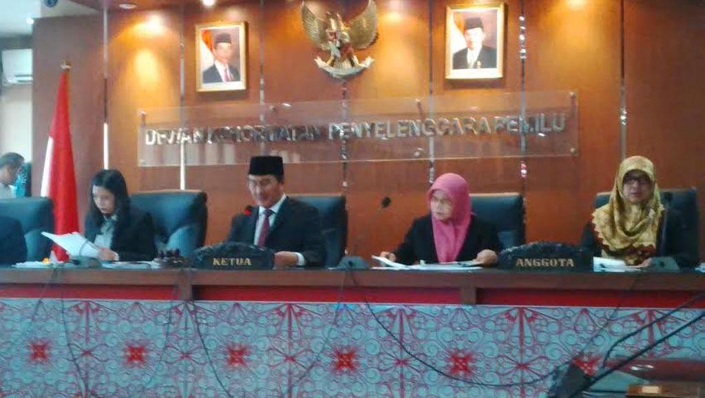 5 Komisioner KPU Pakpak Bharat Disanksi Peringatan Sampai Pengembalian Uang Negara