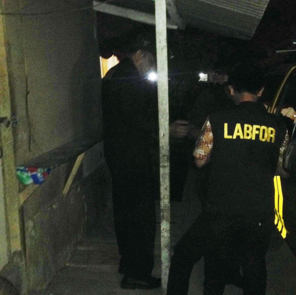 Puslabfor Tiba di Markas Beol Tacos, Polisi: Mau Ambil Sesuatu
