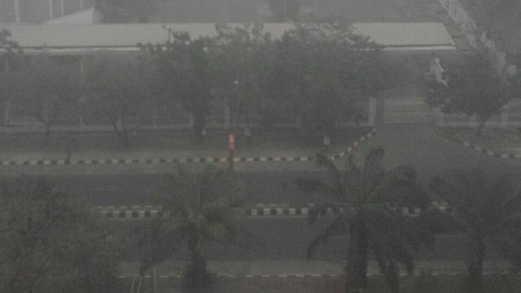 BNPB: Kualitas Udara Palembang Berbahaya, 83 Ribu Warga Menderita ISPA