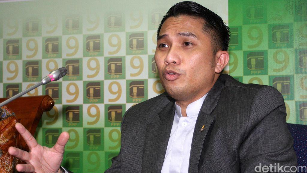 Izin Pemeriksaan Anggota DPR Ivan Haz ke Presiden Tinggal Diteken Kapolri