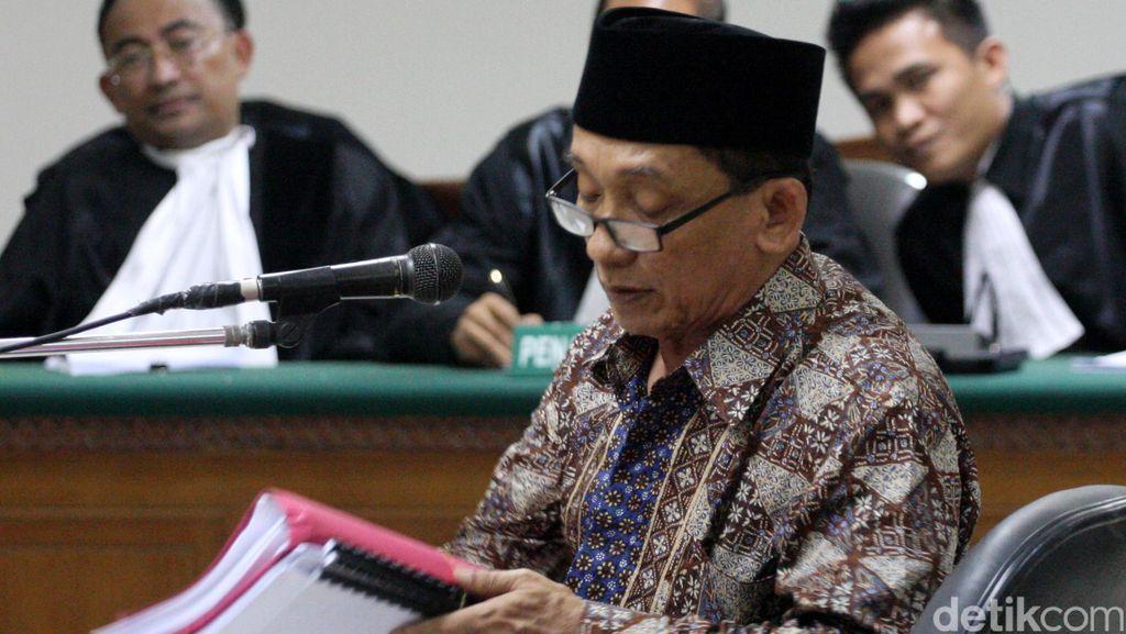 Fuad Amin Divonis 8 Tahun Penjara, KPK Pastikan Ajukan Banding