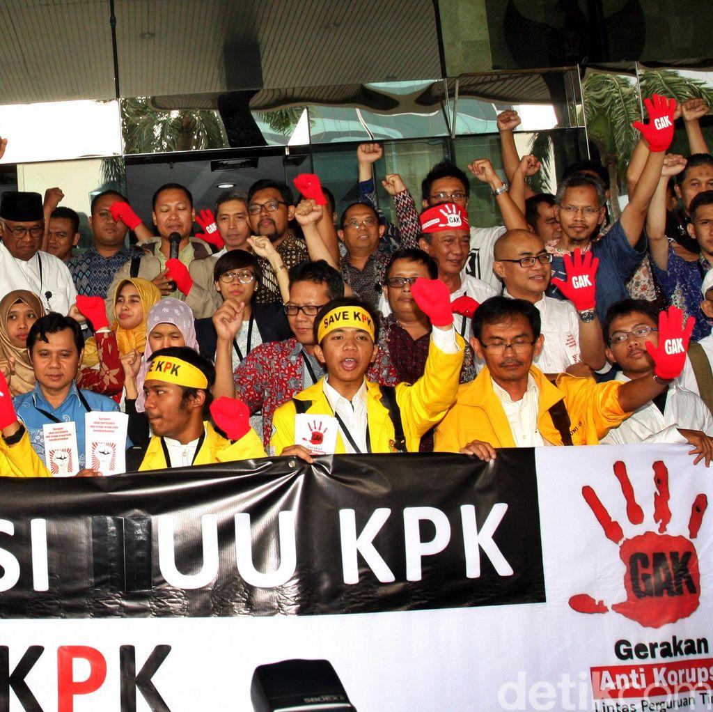 Hentikan Revisi UU KPK yang Tak Mencerminkan Semangat Antikorupsi