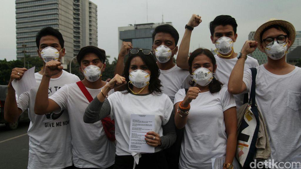 Jangan Lupa Ajak Masyarakat untuk Bantu Atasi Bencana Kabut Asap