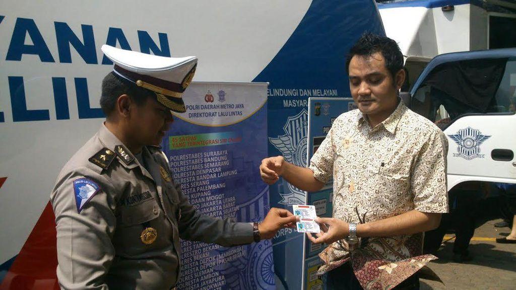 Mantap, Silakan Dicoba! Perpanjang SIM Secara Online Resmi Dibuka