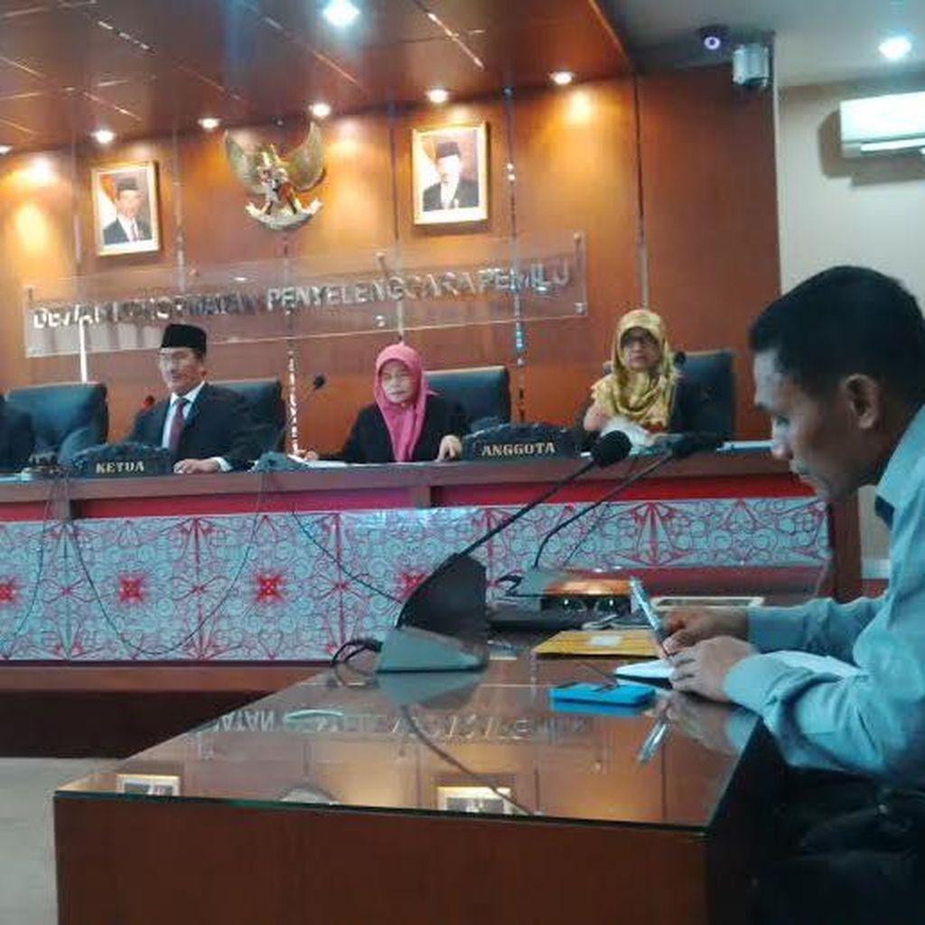 Kasus Pemecatan Politikus PDIP Honing Sanny, DKPP Beri Sanksi Bawaslu NTT