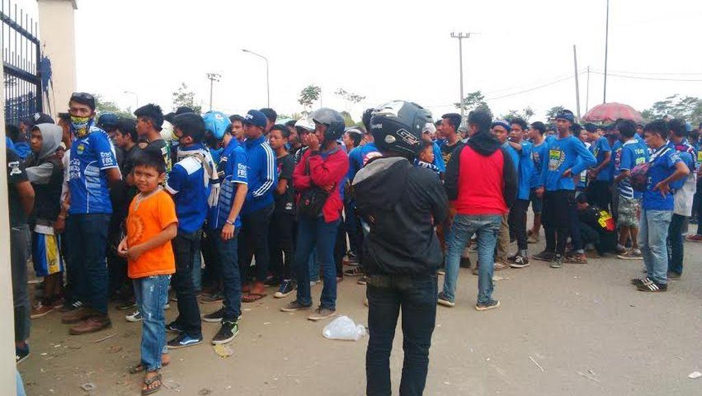Persib vs Mitra Kukar, Polisi: Bobotoh Jaga Ketertiban dan Jangan Rusuh