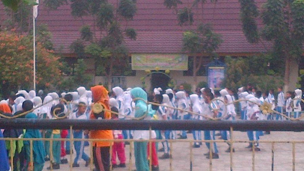 Asap Menipis di Pekanbaru, Hari Ini Sekolah Masuk Kembali