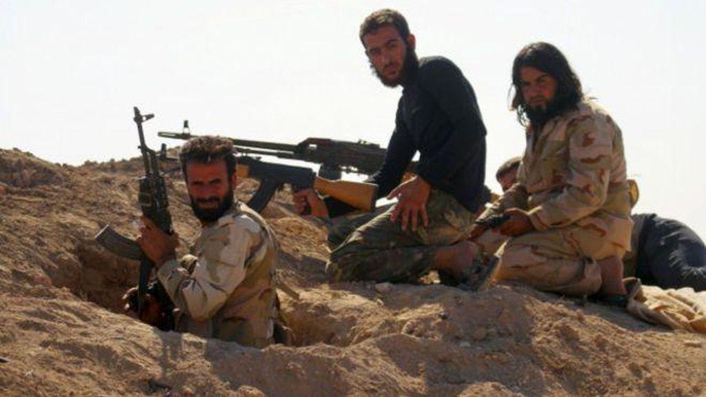 Usai Serangan Rusia, Pasukan Suriah Bergerak Maju Melawan Pasukan Pemberontak