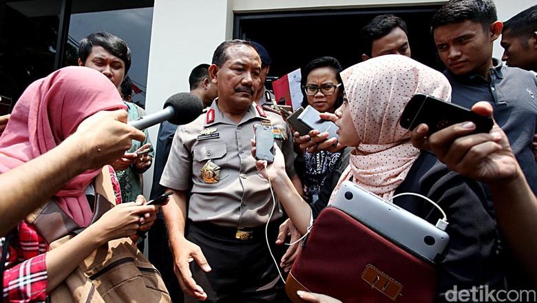 Penggerebekan Kostrad, Kapolri: Yang Ditangkap 19 TNI, 5 Polri, dan Anggota DPR