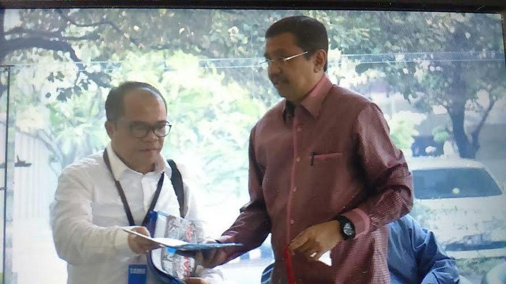 KPK Masih Dalami Duit Suap yang Diterima Istri Plt Gubernur Sumut