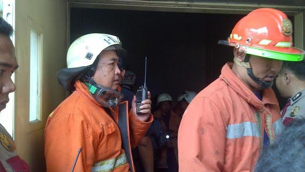 Kabiro Umum DKI: Kebakaran Panel Disebabkan Breaker PLN Tak Berfungsi