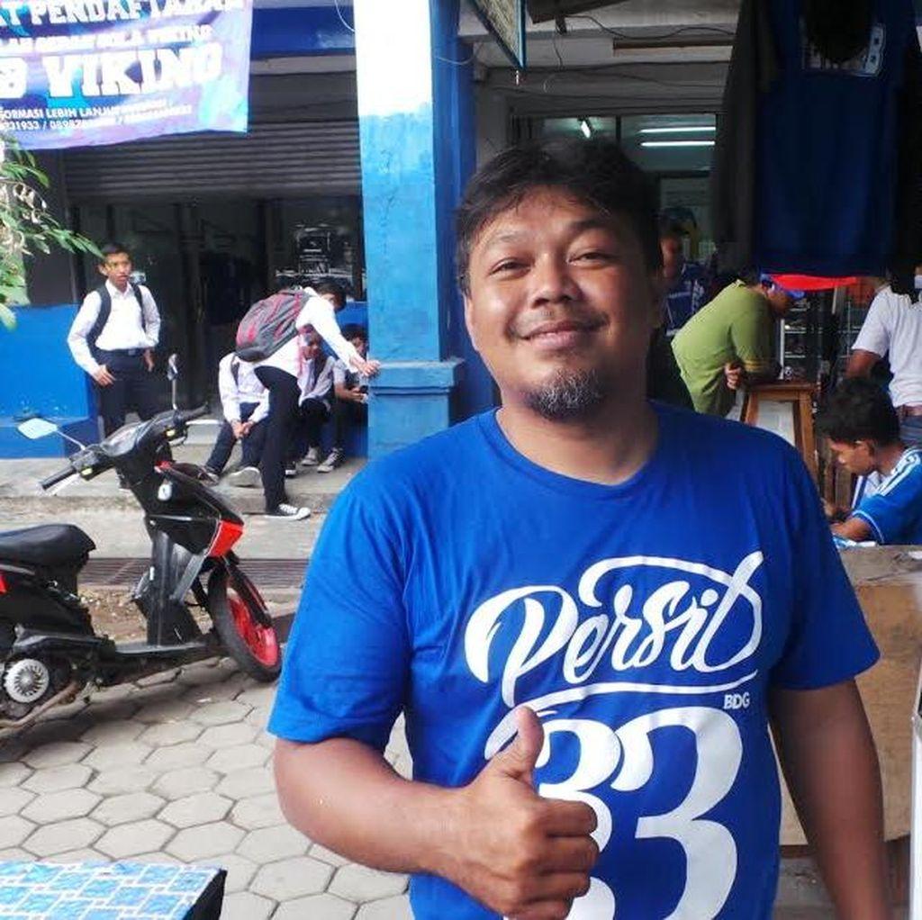 Pentolan Viking Suporter Persib: Kami tidak akan Macam-macam di Jakarta!