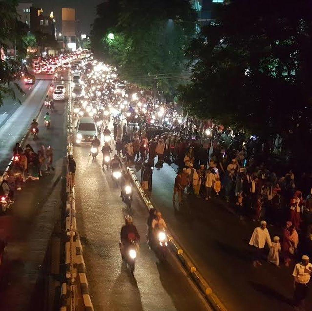 Begini Kemeriahan Pawai Sambut Tahun Baru Islam di Jakarta
