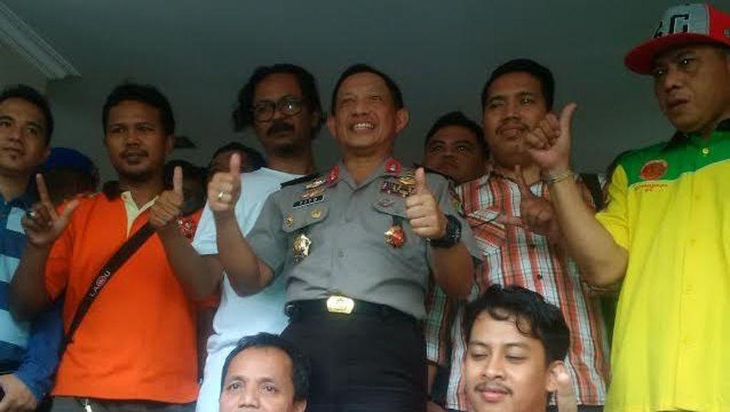 Soal Persib Vs Sriwijaya, Kapolda Metro: Jangan Terprovokasi