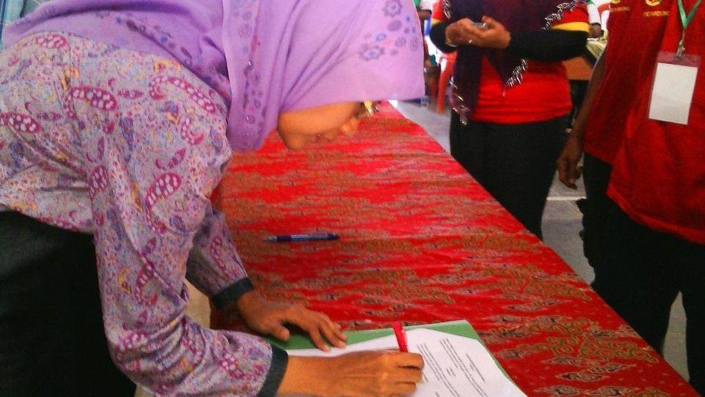 BNP2TKI Berdayakan 1.875 TKI Overstay dan Bermasalah di Jawa Barat