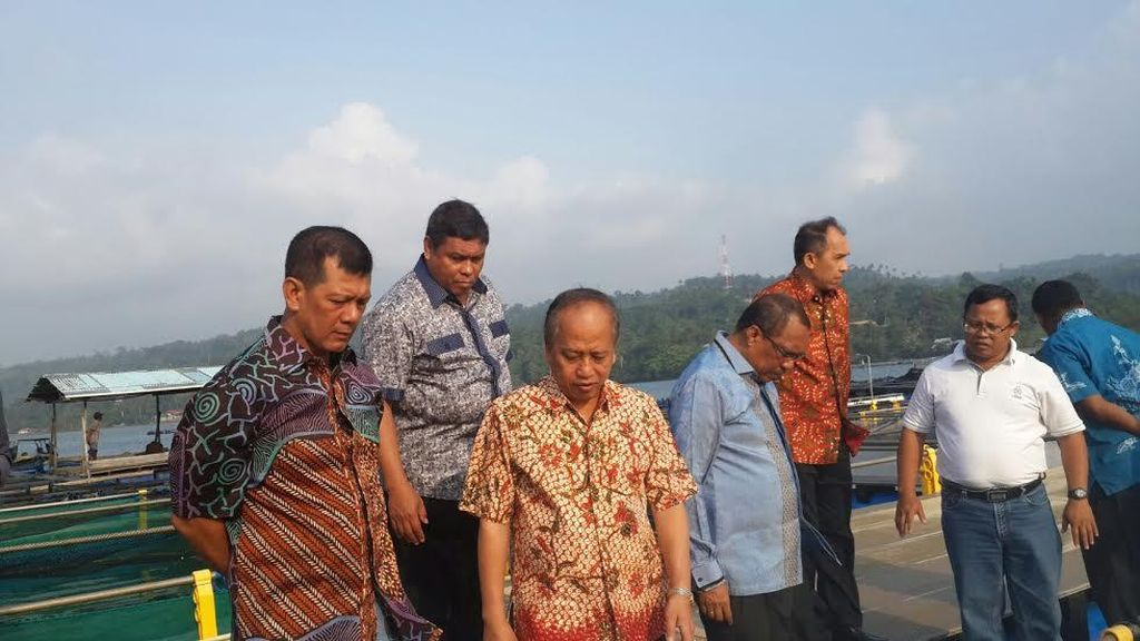 Pangdam Pattimura Tagih Janji Menristek Nasir Terkait Emas Biru di Maluku