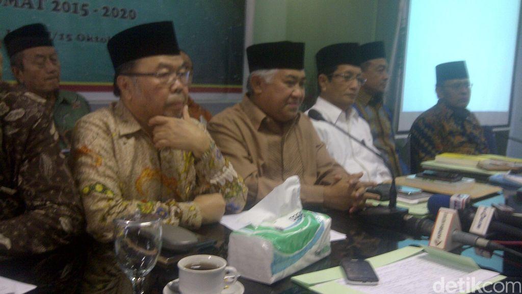 Pleno Perdana, Dewan Pertimbangan MUI Bahas Etika Ukhuwah Umat Islam
