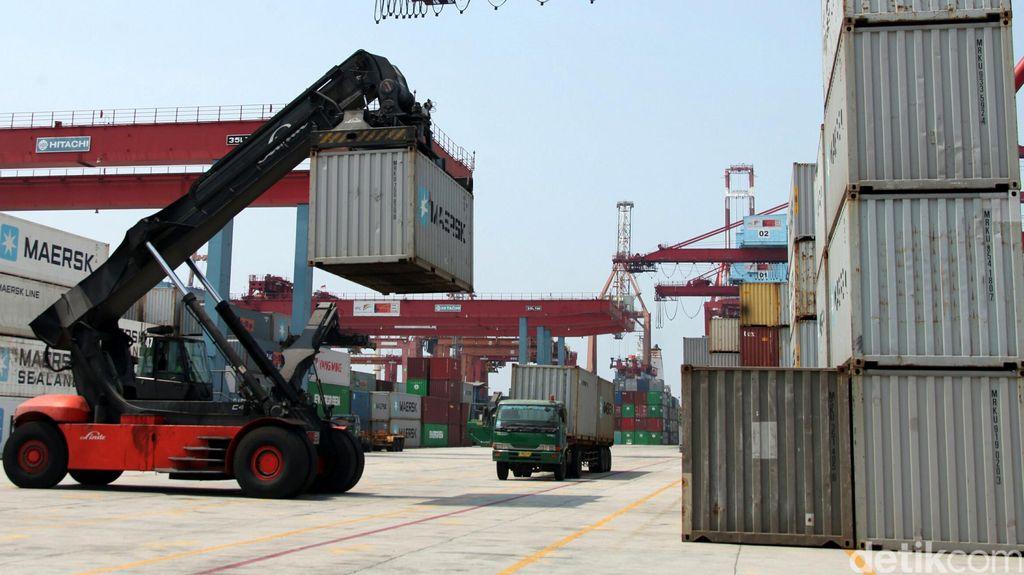 RJ Lino: Mobile Crane Proyek Kecil, Tak Perlu Koordinasi