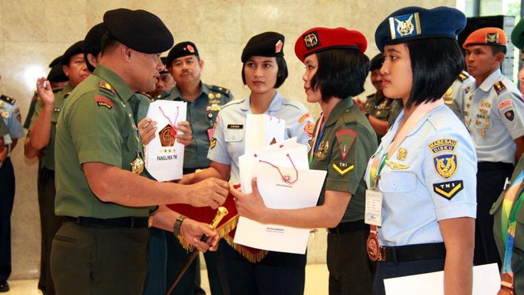 Atlet TNI Raih Medali Perak dan Perunggu di Olimpiade Militer Ke-6 Dunia